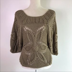 Chaudry Loose Knit Chic Sweater -G5